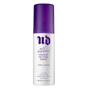 Review: Urban Decay All Nighter Setting Spray