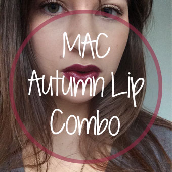 MAC Autumn Lip Combo