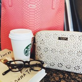 Kate Spade and Starbucks